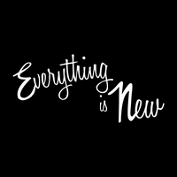 Everything Is New